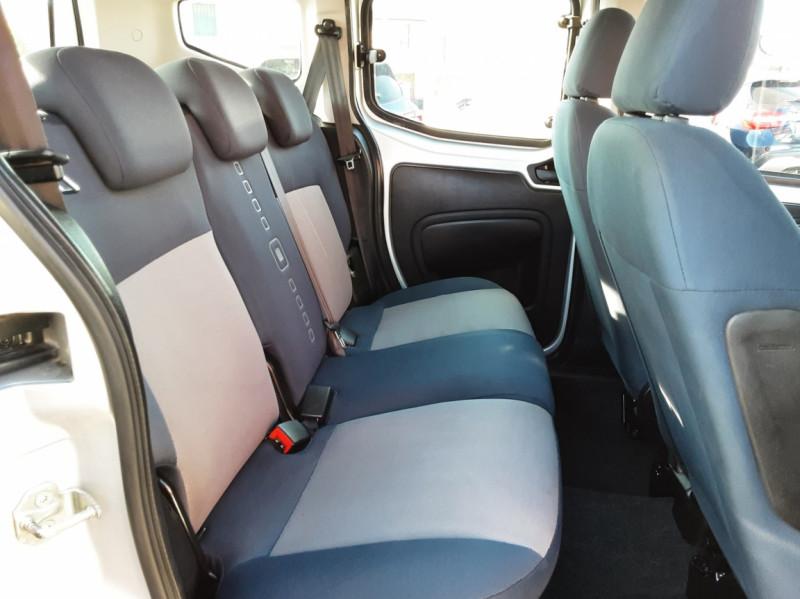 Photo 28 de l'offre de CITROEN NEMO Multispace HDI 80 Confort BMP à 10800€ chez Centrale auto marché Périgueux