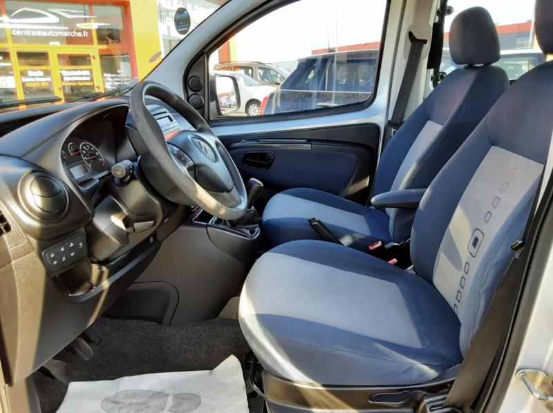 Photo 20 de l'offre de CITROEN NEMO Multispace HDI 80 Confort BMP à 10800€ chez Centrale auto marché Périgueux