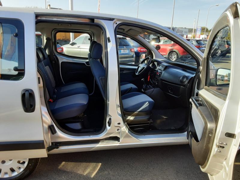 Photo 19 de l'offre de CITROEN NEMO Multispace HDI 80 Confort BMP à 10800€ chez Centrale auto marché Périgueux