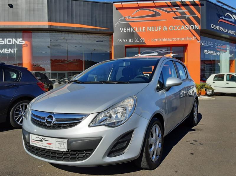 Opel CORSA 1.3 CDTI - 95 ch FAP EcoFlex Stop/Start Business GAZOLE  Occasion à vendre