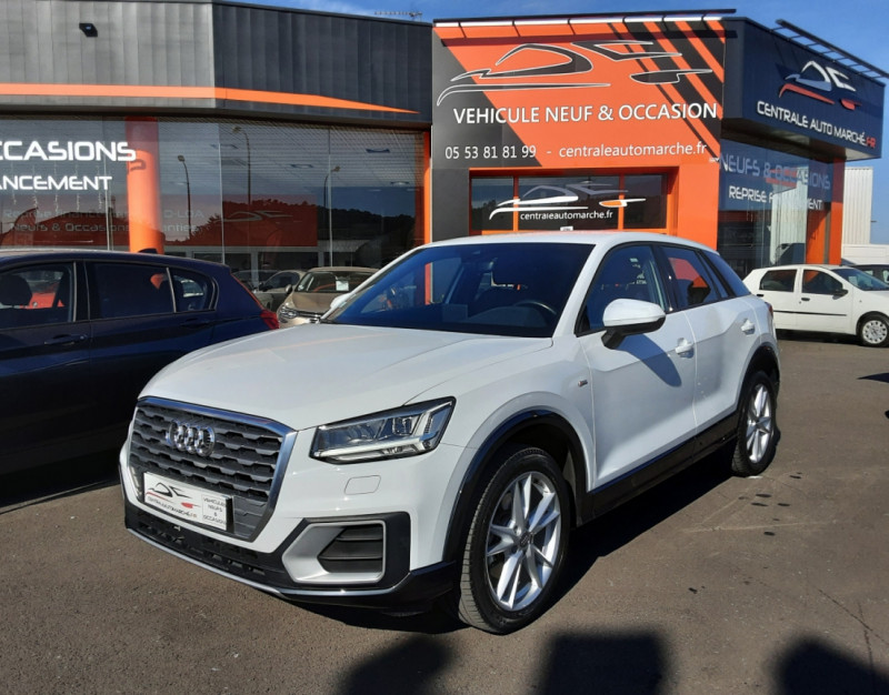 Audi Q2 1.6 TDI 116 ch BVM6 S Line GAZOLE  Occasion à vendre