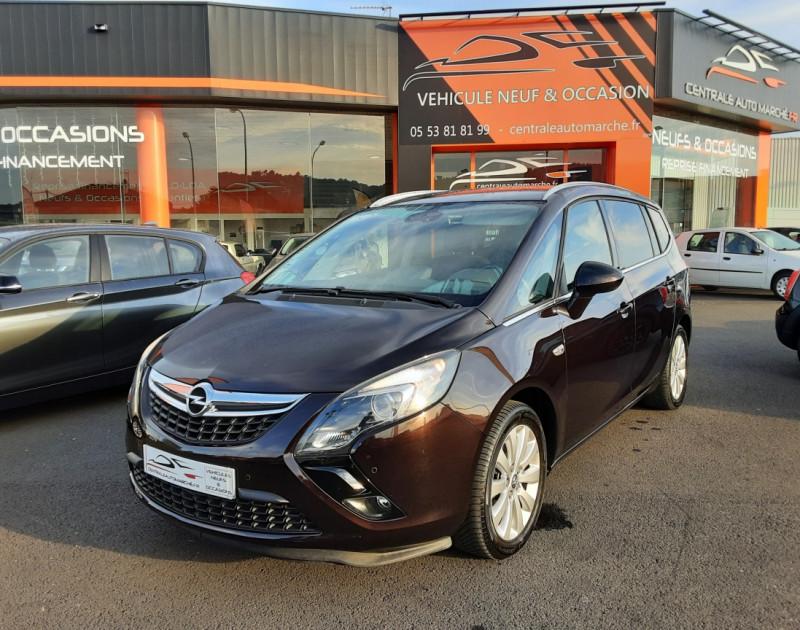 Opel ZAFIRA Tourer 2.0 CDTI 110 ch COSMO PACK 7pl GAZOLE  Occasion à vendre