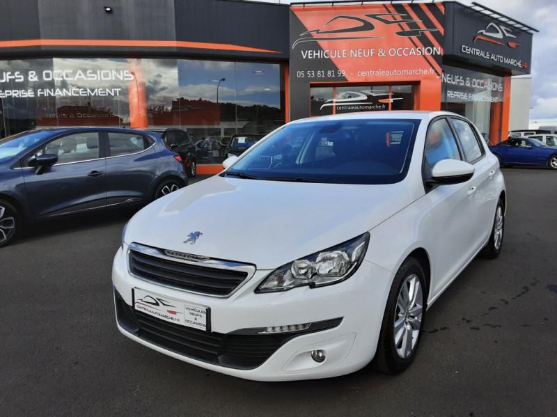 Peugeot 308 1.6 BlueHDi 100ch SetS BVM5 Active Business Diesel  Occasion à vendre