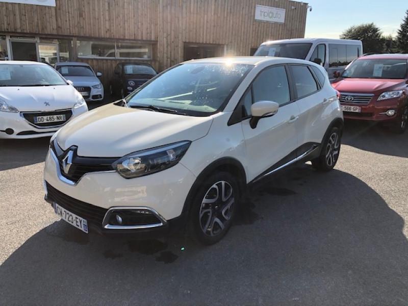 Renault CAPTUR 1.5DCI 90  INTENS S&S GPS GAR3MOIS Diesel BEIGE Occasion à vendre