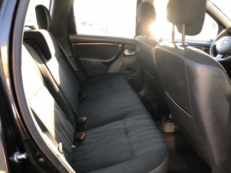 Photo 9 de l'offre de DACIA DUSTER 1.5 DCI110 LAURéATE CLIM DISTRI OK à 6990€ chez Triplo auto