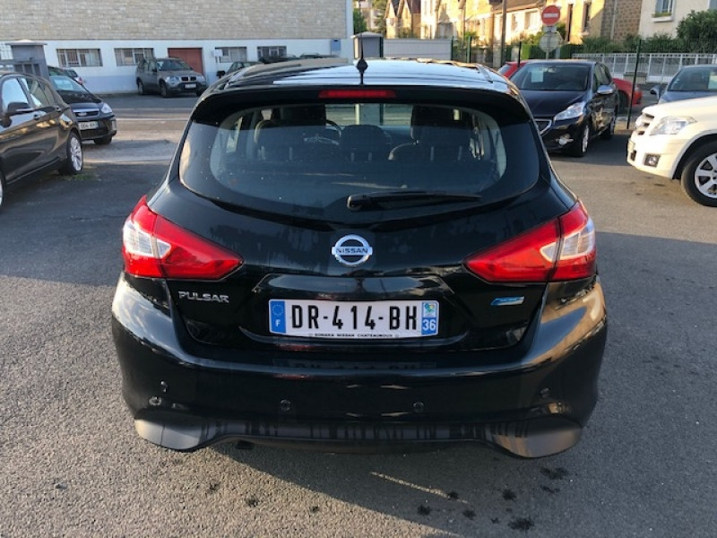 Photo 3 de l'offre de NISSAN PULSAR 1.5 DCI110  ACENTA CLIM RADAR à 9490€ chez Triplo auto