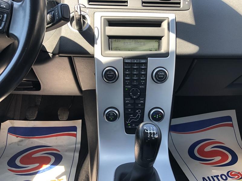 Photo 13 de l'offre de VOLVO S40  D2 115  BUSINESS EDITION GPS RADAR 1ERE MAIN à 7490€ chez Triplo auto