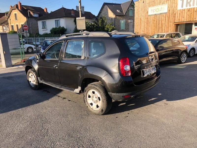 Photo 3 de l'offre de DACIA DUSTER 1.5 DCI110 LAURéATE CLIM DISTRI OK à 6990€ chez Triplo auto