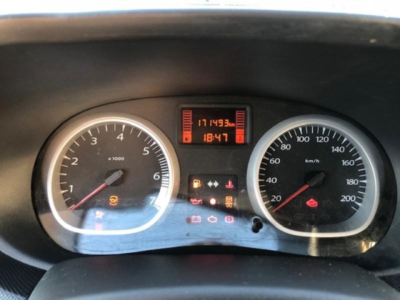 Photo 14 de l'offre de DACIA DUSTER 1.5 DCI110 LAURéATE CLIM DISTRI OK à 6990€ chez Triplo auto