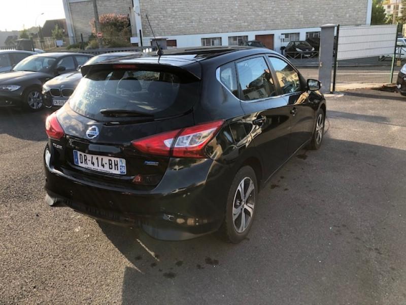 Photo 4 de l'offre de NISSAN PULSAR 1.5 DCI110  ACENTA CLIM RADAR à 9490€ chez Triplo auto