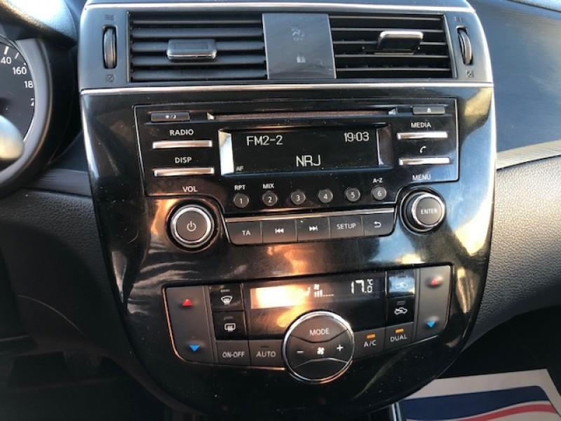 Photo 12 de l'offre de NISSAN PULSAR 1.5 DCI110  ACENTA CLIM RADAR à 9490€ chez Triplo auto