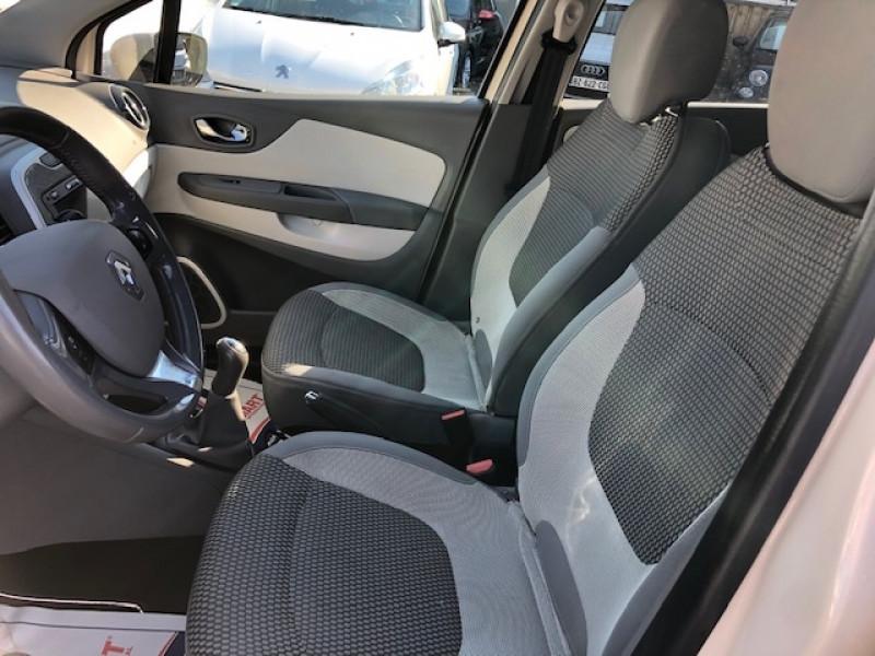 Photo 9 de l'offre de RENAULT CAPTUR 1.5DCI 90  INTENS S&S GPS GAR3MOIS à 8990€ chez Triplo auto