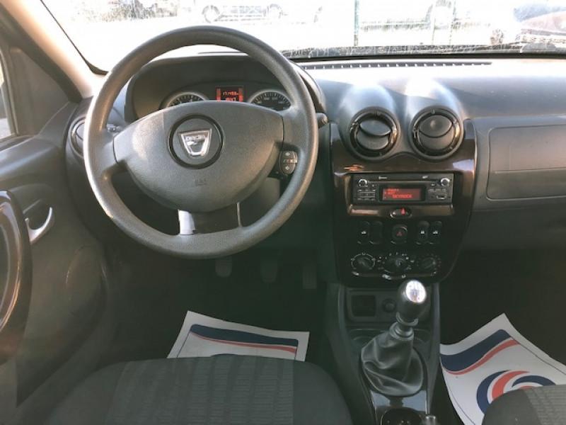 Photo 12 de l'offre de DACIA DUSTER 1.5 DCI110 LAURéATE CLIM DISTRI OK à 6990€ chez Triplo auto