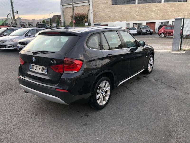 Photo 5 de l'offre de BMW X1  XDRIVE 204CV 23D E84 LUXE 4X4  à 9990€ chez Triplo auto