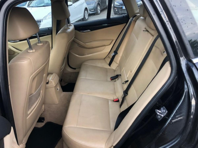 Photo 9 de l'offre de BMW X1  XDRIVE 204CV 23D E84 LUXE 4X4  à 9990€ chez Triplo auto