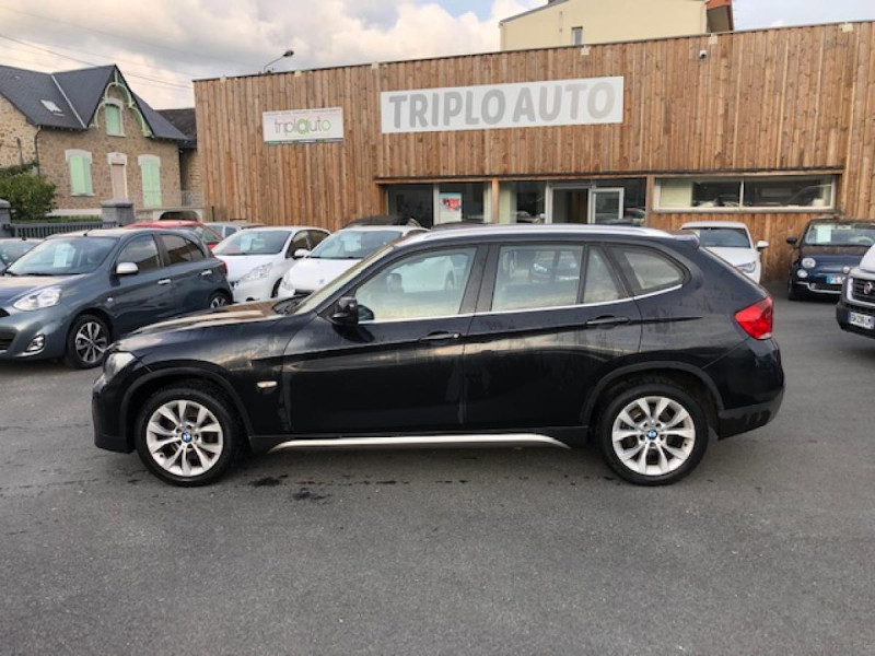 Photo 2 de l'offre de BMW X1  XDRIVE 204CV 23D E84 LUXE 4X4  à 9990€ chez Triplo auto