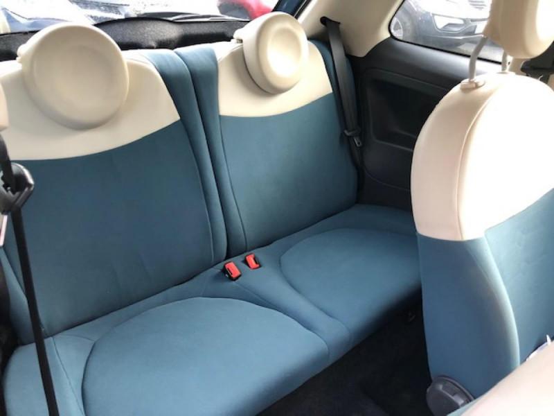Photo 11 de l'offre de FIAT 500 1.2I - 69 POP DISTRI ENTRETIEN OK à 4990€ chez Triplo auto