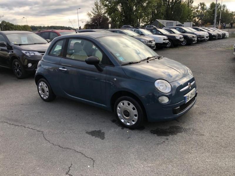 Photo 7 de l'offre de FIAT 500 1.2I - 69 POP DISTRI ENTRETIEN OK à 4990€ chez Triplo auto