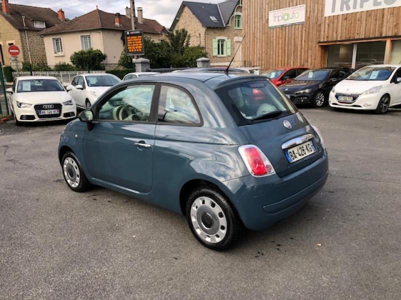 Photo 3 de l'offre de FIAT 500 1.2I - 69 POP DISTRI ENTRETIEN OK à 4990€ chez Triplo auto