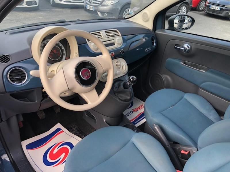Photo 15 de l'offre de FIAT 500 1.2I - 69 POP DISTRI ENTRETIEN OK à 4990€ chez Triplo auto