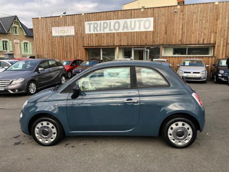 Photo 2 de l'offre de FIAT 500 1.2I - 69 POP DISTRI ENTRETIEN OK à 4990€ chez Triplo auto