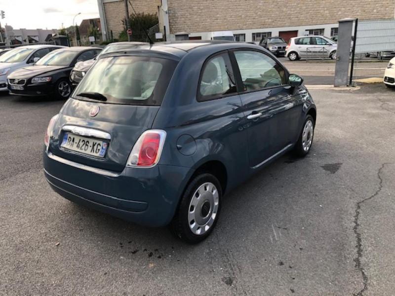 Photo 5 de l'offre de FIAT 500 1.2I - 69 POP DISTRI ENTRETIEN OK à 4990€ chez Triplo auto