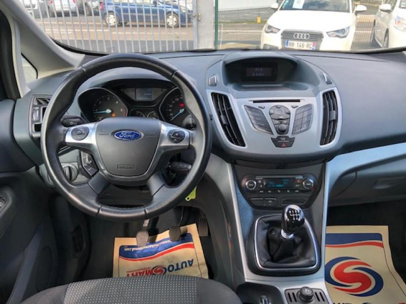 Photo 14 de l'offre de FORD C MAX 1.6 TDCI 95  TITANIUM 96343KM à 8650€ chez Triplo auto