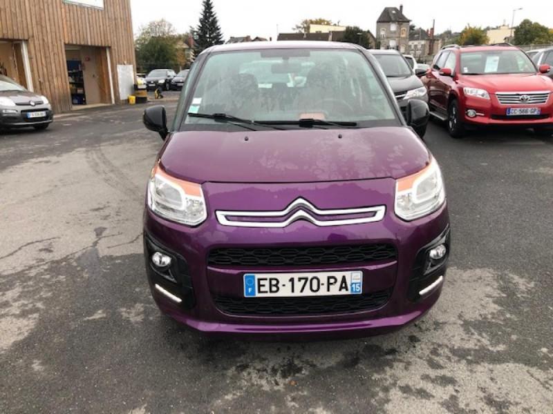 Photo 8 de l'offre de CITROEN C3 PICASSO 1.6 HDI100  CONFORT CLIM ATTELAGE à 8990€ chez Triplo auto