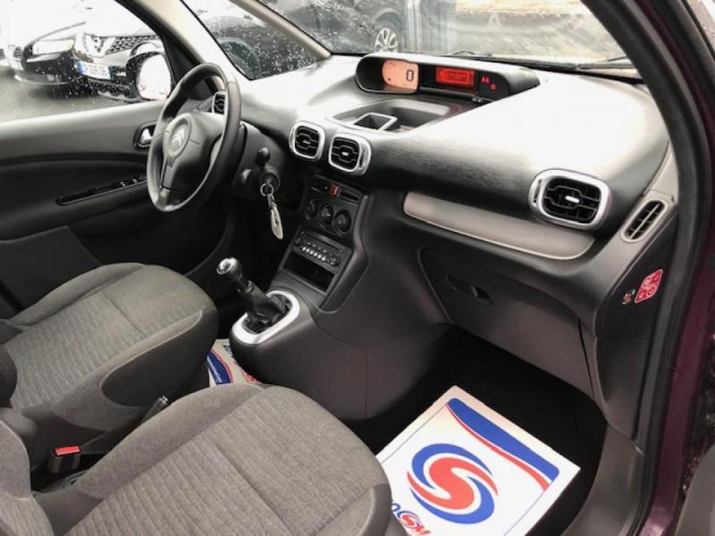 Photo 14 de l'offre de CITROEN C3 PICASSO 1.6 HDI100  CONFORT CLIM ATTELAGE à 8990€ chez Triplo auto