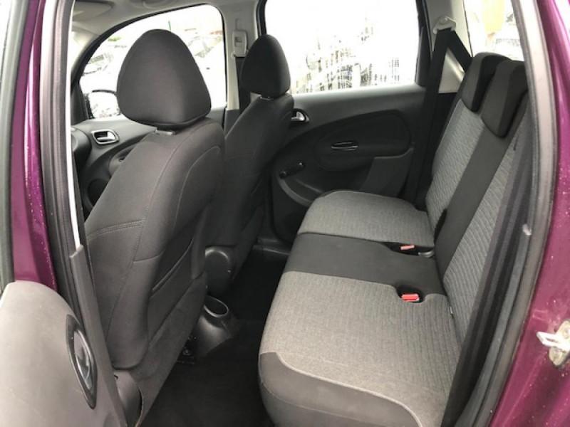 Photo 11 de l'offre de CITROEN C3 PICASSO 1.6 HDI100  CONFORT CLIM ATTELAGE à 8990€ chez Triplo auto