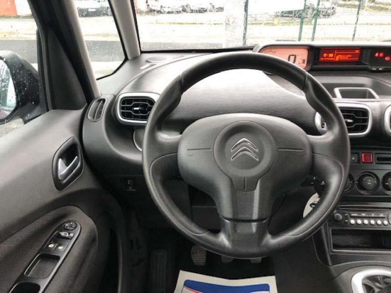 Photo 18 de l'offre de CITROEN C3 PICASSO 1.6 HDI100  CONFORT CLIM ATTELAGE à 8990€ chez Triplo auto