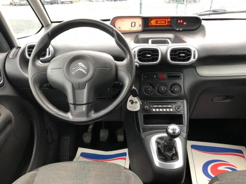 Photo 17 de l'offre de CITROEN C3 PICASSO 1.6 HDI100  CONFORT CLIM ATTELAGE à 8990€ chez Triplo auto