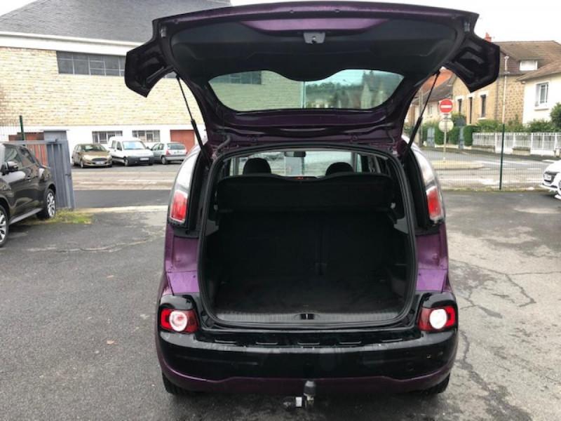 Photo 10 de l'offre de CITROEN C3 PICASSO 1.6 HDI100  CONFORT CLIM ATTELAGE à 8990€ chez Triplo auto