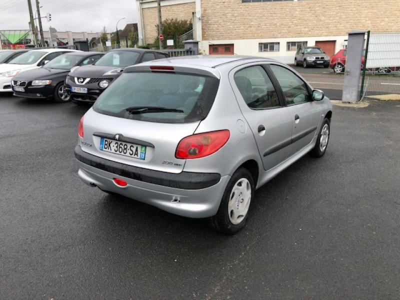 Photo 5 de l'offre de PEUGEOT 206  1.4HDI68  XLINE CLIM DISTRI OK GAR3MOIS à 3490€ chez Triplo auto