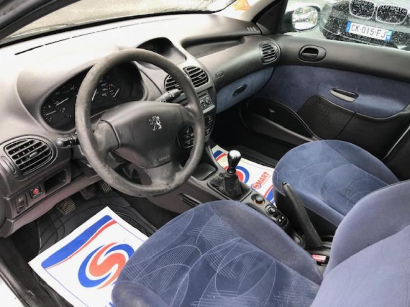 Photo 11 de l'offre de PEUGEOT 206  1.4HDI68  XLINE CLIM DISTRI OK GAR3MOIS à 3490€ chez Triplo auto