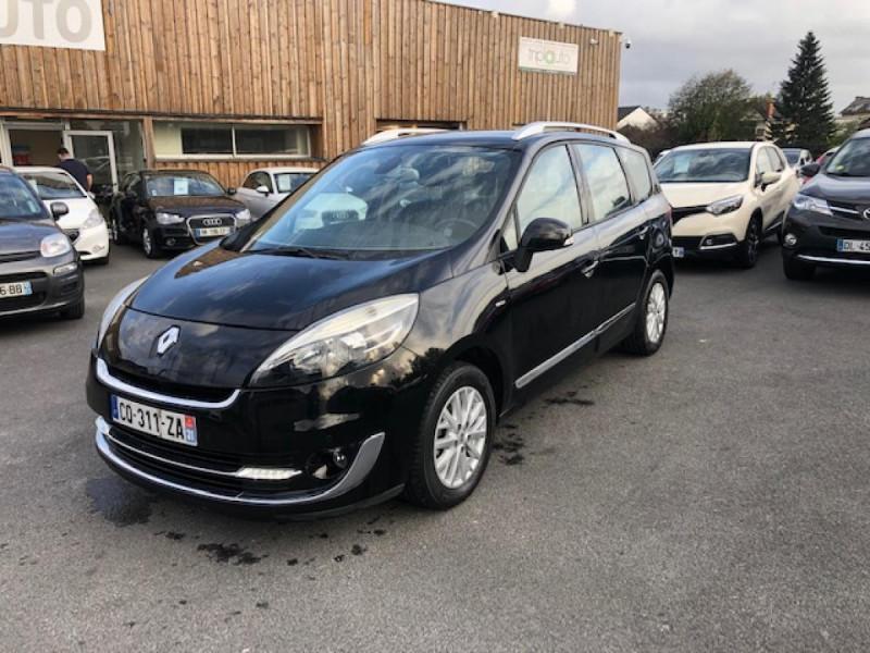 Renault SCENIC BOSE 1.6DCI 130  GPS  Diesel NOIR Occasion à vendre