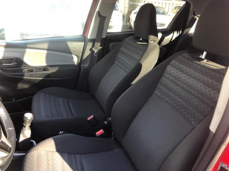 Photo 11 de l'offre de TOYOTA YARIS 1.3VVT-I100 LOUNGE GPS CAMERA RECUL à 8490€ chez Triplo auto