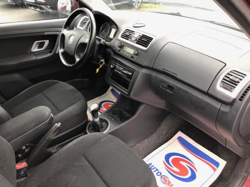 Photo 13 de l'offre de SKODA FABIA 1.2I 70  CONFORT CLIM JANTES ALU à 3990€ chez Triplo auto