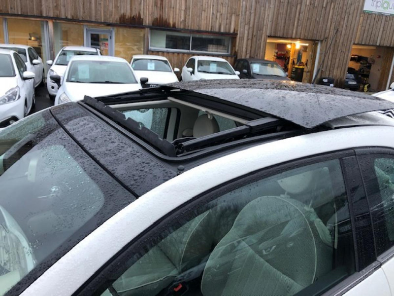 Photo 12 de l'offre de FIAT 500 1.2I69 S&S BVA LOUNGE CLIM RADAR TOITOUVRANT à 7990€ chez Triplo auto