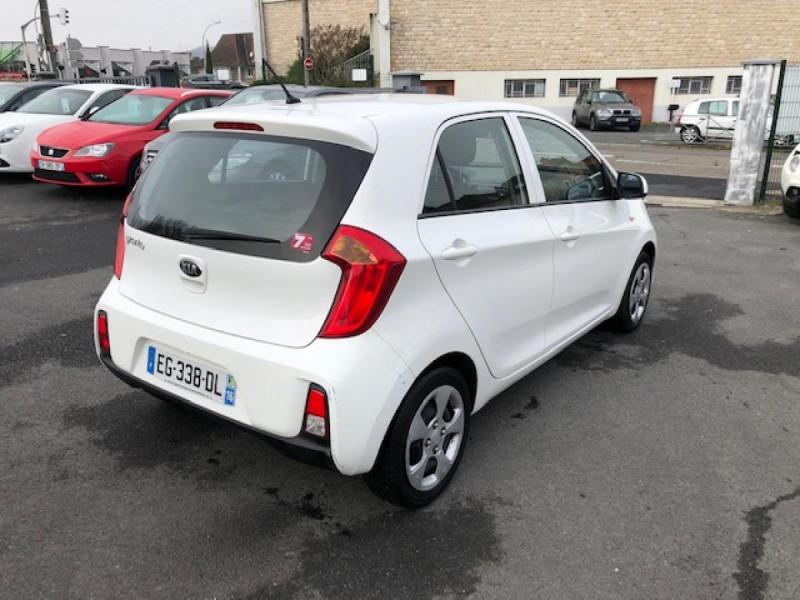 Photo 5 de l'offre de KIA PICANTO 1.0-66 ORIGINS CLIM 1ERE MAIN- 39000KM à 7990€ chez Triplo auto