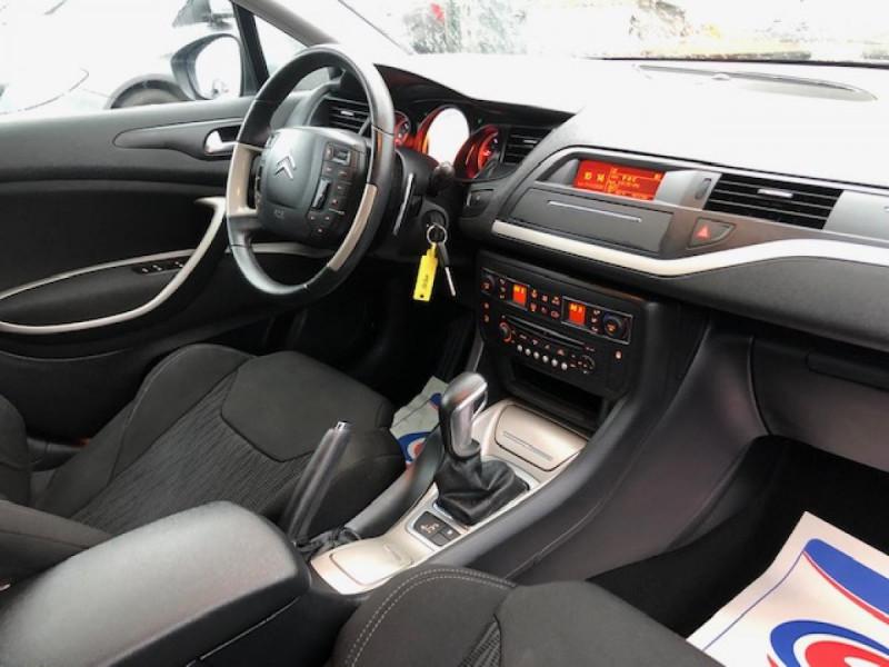 Photo 13 de l'offre de CITROEN C5 1.6HDI112 CONFORT RADAR AV AR DISTRI OK à 5990€ chez Triplo auto