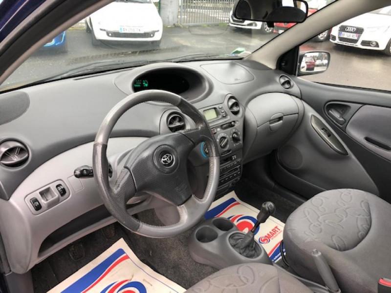 Photo 12 de l'offre de TOYOTA YARIS 1.3I 86CV LINEA LUNA CLIM  GAR3MOIS à 2990€ chez Triplo auto