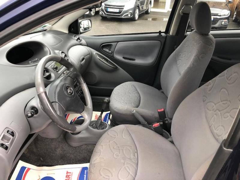 Photo 11 de l'offre de TOYOTA YARIS 1.3I 86CV LINEA LUNA CLIM  GAR3MOIS à 2990€ chez Triplo auto