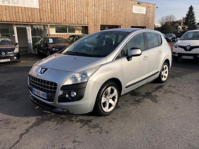 Peugeot 3008  1.6HDI 110 PREMIUM DISTRI OK  CLIM RADAR AR Diesel GRIS Occasion à vendre