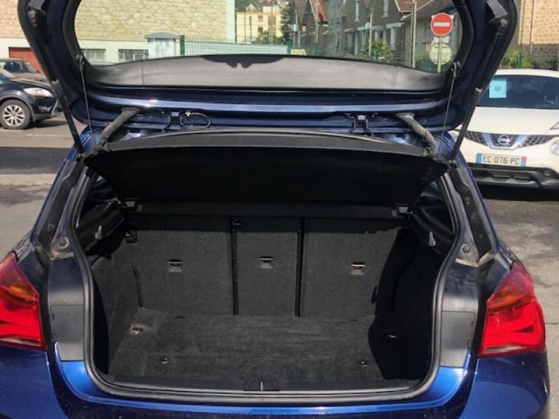 Photo 10 de l'offre de BMW SERIE 1 116D  F20 LOUNGE   NAV à 14990€ chez Triplo auto