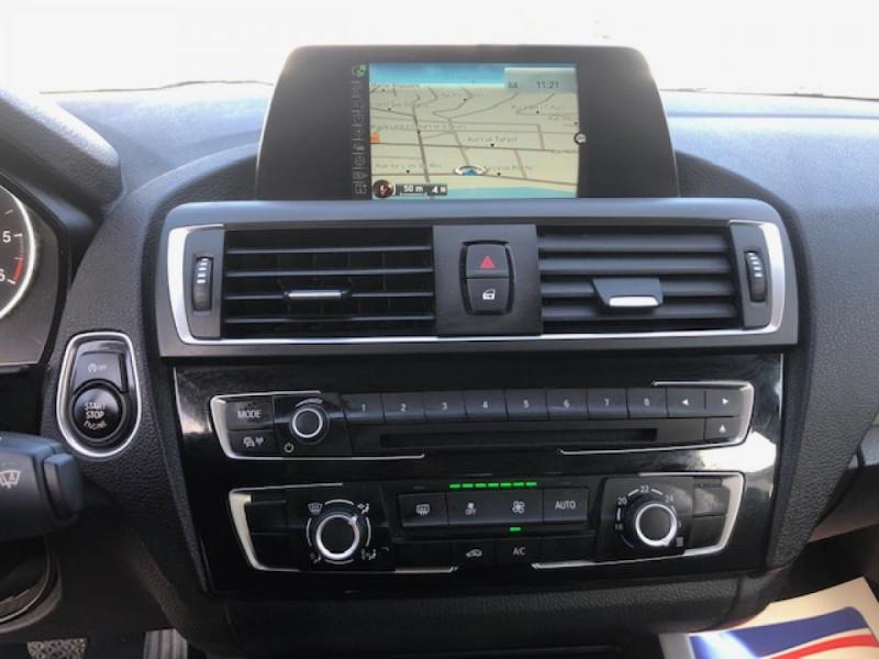 Photo 22 de l'offre de BMW SERIE 1 116D  F20 LOUNGE   NAV à 14990€ chez Triplo auto