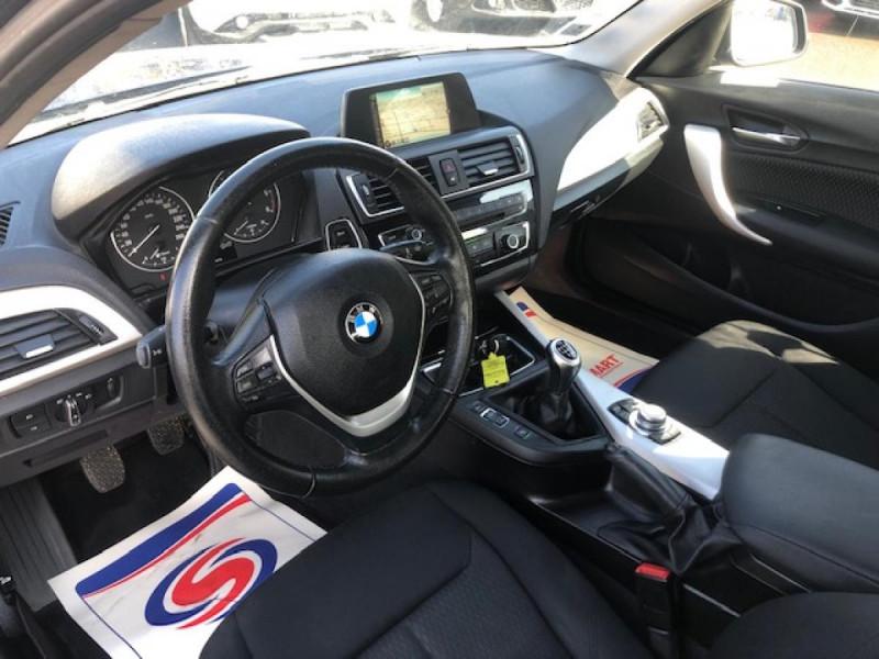 Photo 14 de l'offre de BMW SERIE 1 116D  F20 LOUNGE   NAV à 14990€ chez Triplo auto