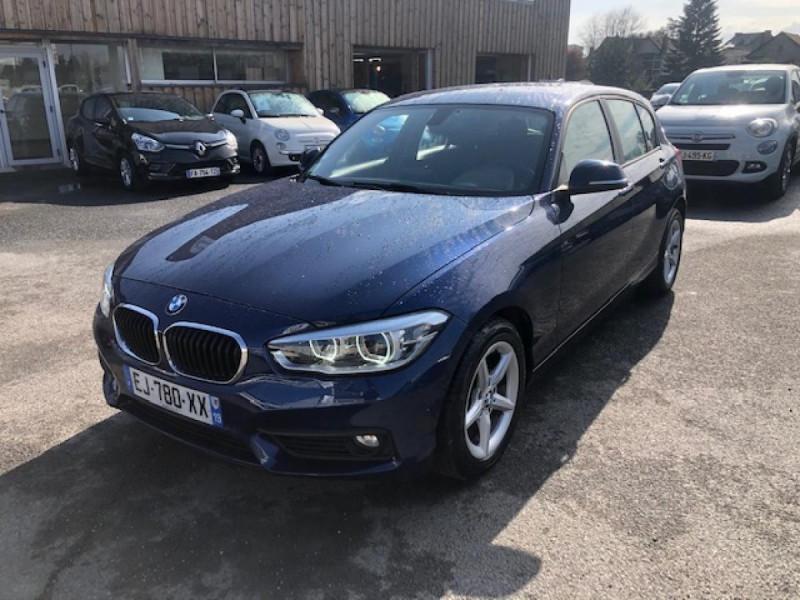 Photo 1 de l'offre de BMW SERIE 1 116D  F20 LOUNGE   NAV à 14990€ chez Triplo auto