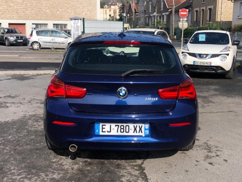 Photo 4 de l'offre de BMW SERIE 1 116D  F20 LOUNGE   NAV à 14990€ chez Triplo auto