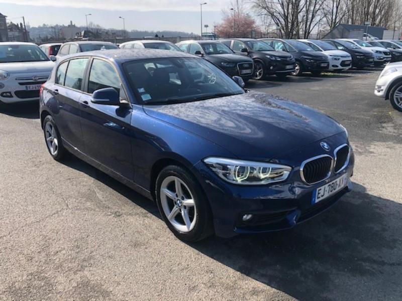 Photo 7 de l'offre de BMW SERIE 1 116D  F20 LOUNGE   NAV à 14990€ chez Triplo auto